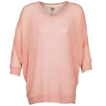 tekstylia Damskie Swetry Only GRISA Różowy