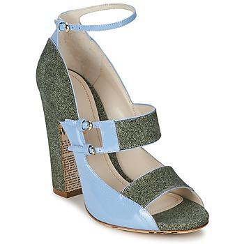 Sandały John Galliano A54250