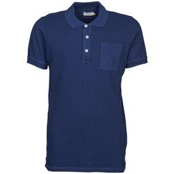 tekstylia Męskie Koszulki polo z krótkim rękawem Kulte DALLE Niebieski