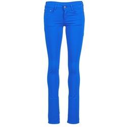 tekstylia Damskie Spodnie z pięcioma kieszeniami Cimarron CASSIS Niebieski