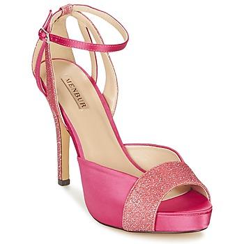 Buty Damskie Sandały Menbur ARENALES Różowy