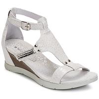 Buty Damskie Sandały Regard RATANO Biały