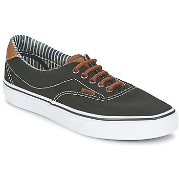 Buty Trampki niskie Vans ERA 59 Czarny / Stripes / DENIM