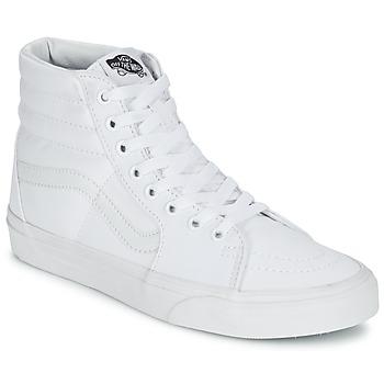 Buty Trampki wysokie Vans SK8-HI Biały