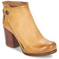 Buty Damskie Botki Airstep / A.S.98 SOURCE CAMEL / CLAIR