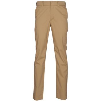 tekstylia Męskie Spodnie z pięcioma kieszeniami Dockers D-ZERO STRETCH SATEEN Beżowy