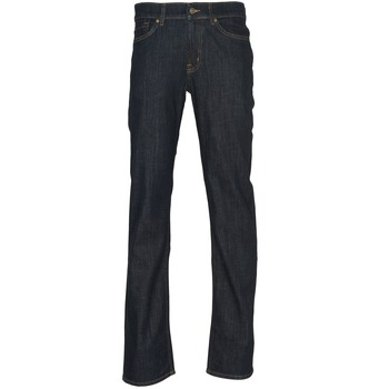 tekstylia Męskie Jeansy bootcut 7 for all Mankind SLIMMY OASIS TREE Niebieski