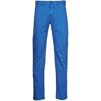 tekstylia Męskie Spodnie z pięcioma kieszeniami Marc O'Polo NAHOR Niebieski