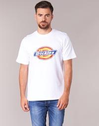 tekstylia Męskie T-shirty z krótkim rękawem Dickies HORSESHOE Biały