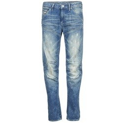 tekstylia Damskie Jeansy straight leg G-Star Raw 5620 3D LOW BOYFRIEND WMN MEDIUM / SCATTER / DENIM