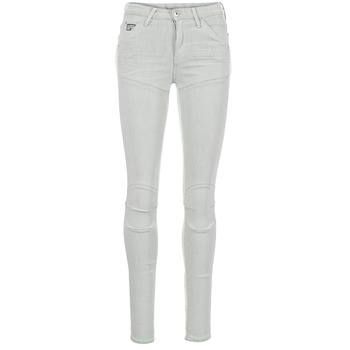 tekstylia Damskie Jeansy skinny G-Star Raw 5621 ULTRA HIGH SUPER SKINNY WMN Szary