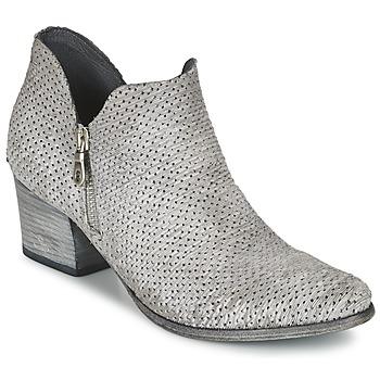 Buty Damskie Low boots Mimmu ERIKA Szary
