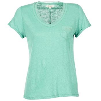 tekstylia Damskie T-shirty z krótkim rękawem Miss Sixty FIONA Zielony
