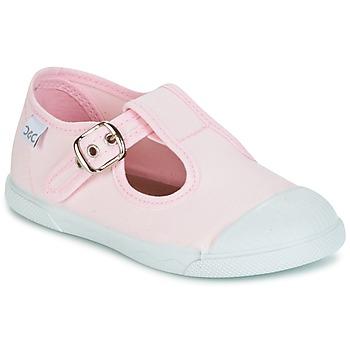 Buty Dziewczynka Baleriny Citrouille et Compagnie RISETTE JANE Różowy