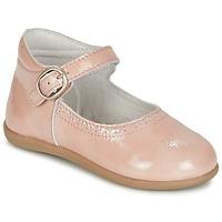 Buty Dziewczynka Baleriny Citrouille et Compagnie BOUJBOUJ Różowy