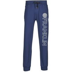 tekstylia Męskie Spodnie dresowe Franklin & Marshall ALLEN MARINE