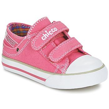 Buty Dziewczynka Trampki niskie Chicco CEDRO Różowy