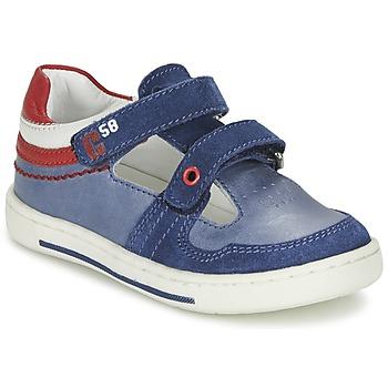 Buty Chłopiec Sandały Chicco CUPER Niebieski