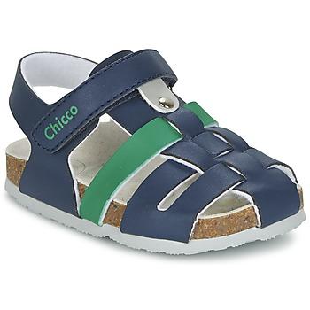 Buty Chłopiec Sandały Chicco HAMBRO MARINE