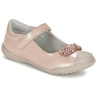 Buty Dziewczynka Baleriny Mod'8 KOM Różowy / Poudré