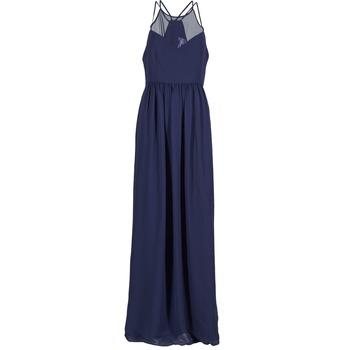 tekstylia Damskie Sukienki długie BCBGeneration LUCRECE Marine