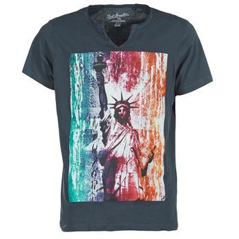 tekstylia Męskie T-shirty z krótkim rękawem Best Mountain OBAN MARINE