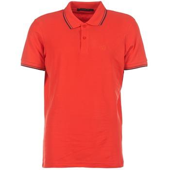 tekstylia Męskie Koszulki polo z krótkim rękawem Best Mountain GULTANE Czerwony
