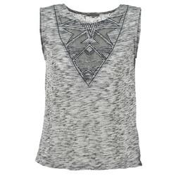 tekstylia Damskie Topy na ramiączkach / T-shirty bez rękawów Best Mountain GALSTON Szary