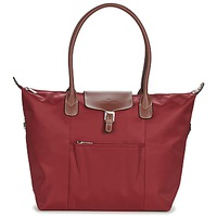 Torby Damskie Torby shopper Hexagona CABAS EPAULE Bordeaux
