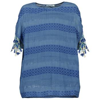 tekstylia Damskie Swetry See U Soon CHAPELTON Niebieski