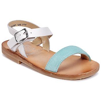 Buty Dziewczynka Sandały Start Rite FLORA II Niebieski