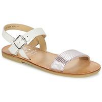 Buty Dziewczynka Sandały Start Rite FLORA II Różowy / Biały