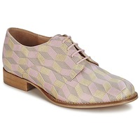 Buty Damskie Derby Betty London ESQUIDE Wielokolorowe