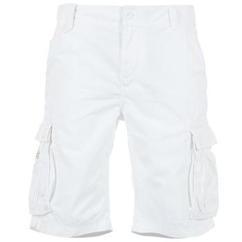 tekstylia Męskie Szorty i Bermudy Kaporal KORGE Biały