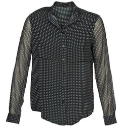 tekstylia Damskie Koszule Joseph PRINCIPE Czarny
