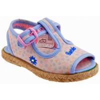 Buty Dziecko Sandały Barbie  Różowy