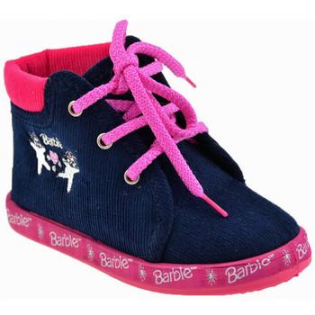 Buty Dziewczynka Kapcie niemowlęce Barbie  Niebieski