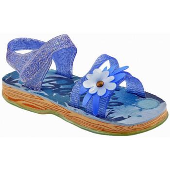 Buty Dziecko Sandały Barbie  Niebieski