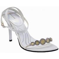 Buty Damskie Sandały Chedivé  Biały