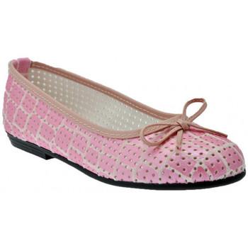 Buty Damskie Baleriny Chedivé  Różowy