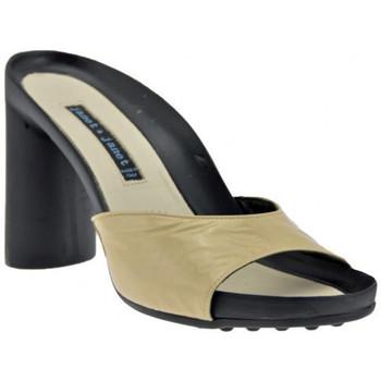 Buty Damskie Sandały Janet&Janet  Beżowy