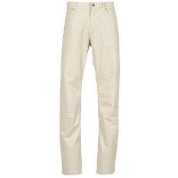 tekstylia Męskie Spodnie z pięcioma kieszeniami Celio DOPRY Beżowy