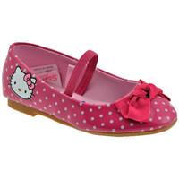 Buty Dziewczynka Baleriny Hello Kitty  Różowy