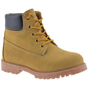 Buty Dziewczynka Buty za kostkę Lumberjack  Żółty