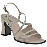 Buty Damskie Sandały Enrico Del Gatto  Beżowy