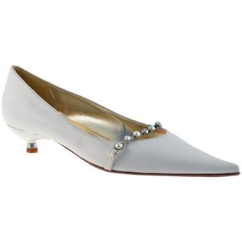 Buty Damskie Baleriny Fascino  Biały