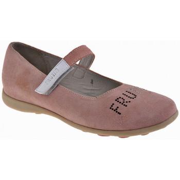 Buty Dziewczynka Baleriny Frutta  Różowy