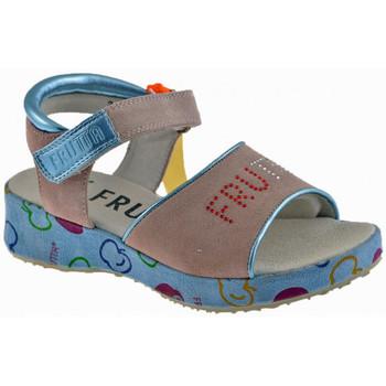 Buty Dziewczynka Sandały Frutta  Różowy