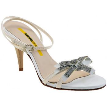 Buty Damskie Sandały Lea Foscati  Biały
