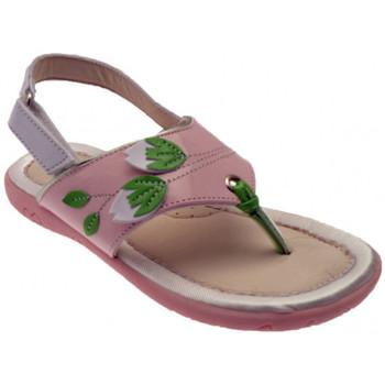 Buty Dziewczynka Sandały Inblu  Różowy